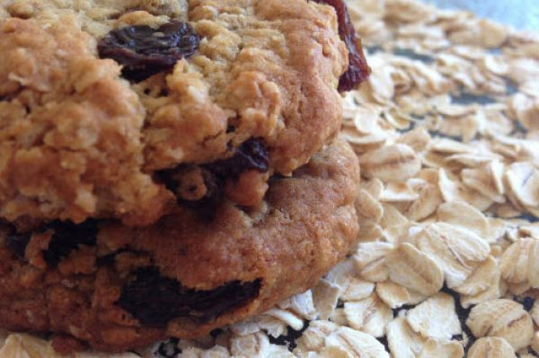 Lactation Cookies - Sultana
