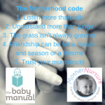 The Motherhood Code